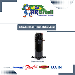 Compressor Hermético Scroll
